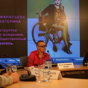 """Фото-проект """"Успешные женщины с инвалидностью"""""""